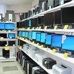 Компьютерные магазины Увата