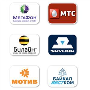 Операторы сотовой связи Увата