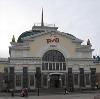 Железнодорожные вокзалы в Увате