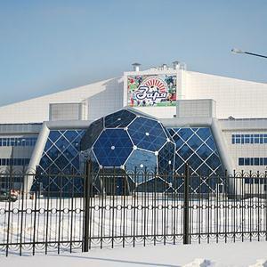 Спортивные комплексы Увата