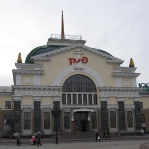 Железнодорожные вокзалы Увата
